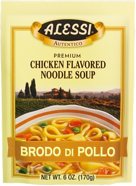 Alessi Chicken Noodle Soup