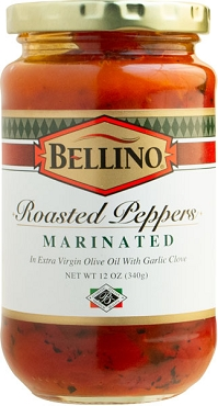 Bellino Roasted Peppers