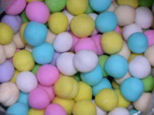 Candy Coated Chick Peas
