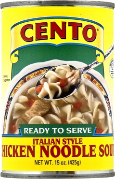 Cento Chicken Noodle Soup