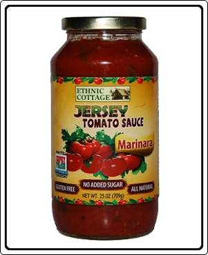Ethnic Cottage Marinara Sauce